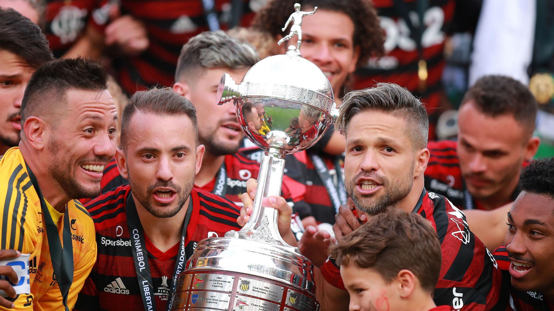 Atual campeão da Libertadores, Flamengo possui bom retrospecto contra argentinos, mas ainda não enfrentou o Racing