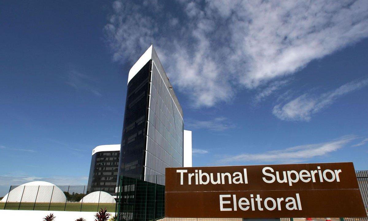 TSE divulga que mais de meio milhão de eleitores justificou sua ausência através do aplicativo do e-Título. Fonte: TSE/Divulgação