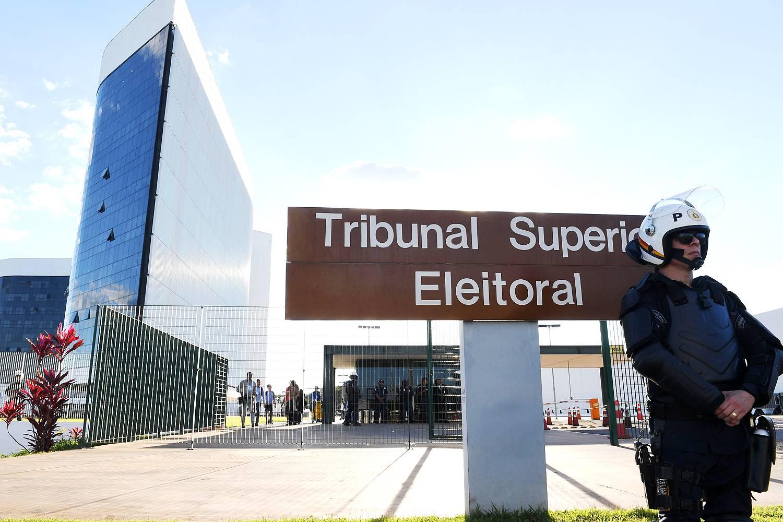 foto do tse - matéria sobre fraudes em doações de campanha nas eleições 2020