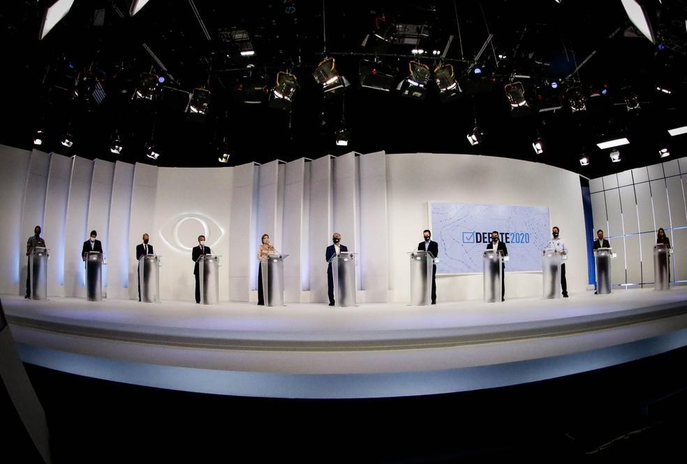 candidatos a prefeito de sp eleições 2020