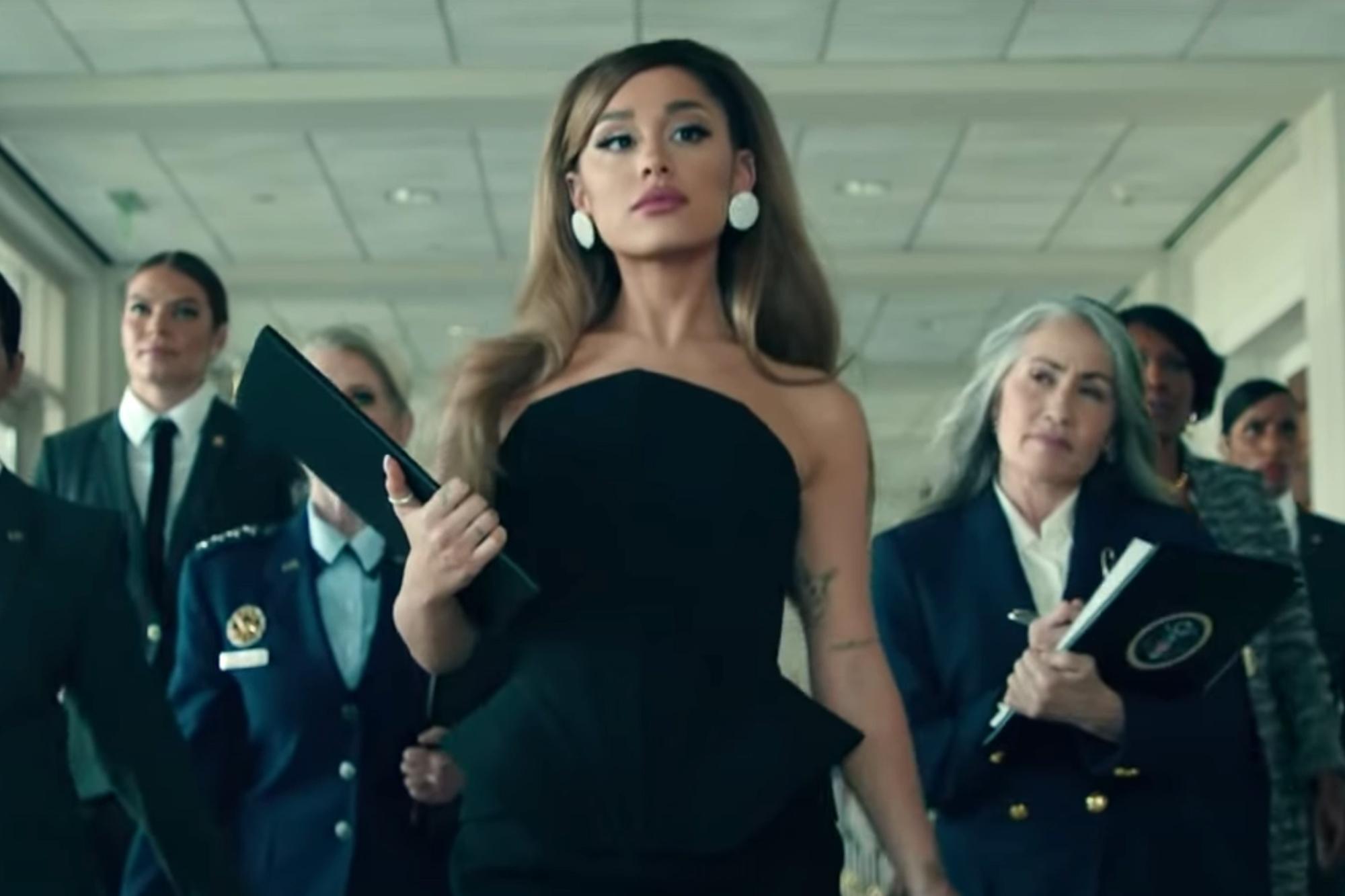 hits do verão 2021 Ariana Grande