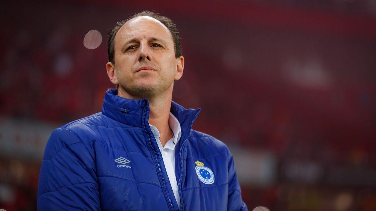 Rogério Ceni teve uma curta passagem pelo Cruzeiro
