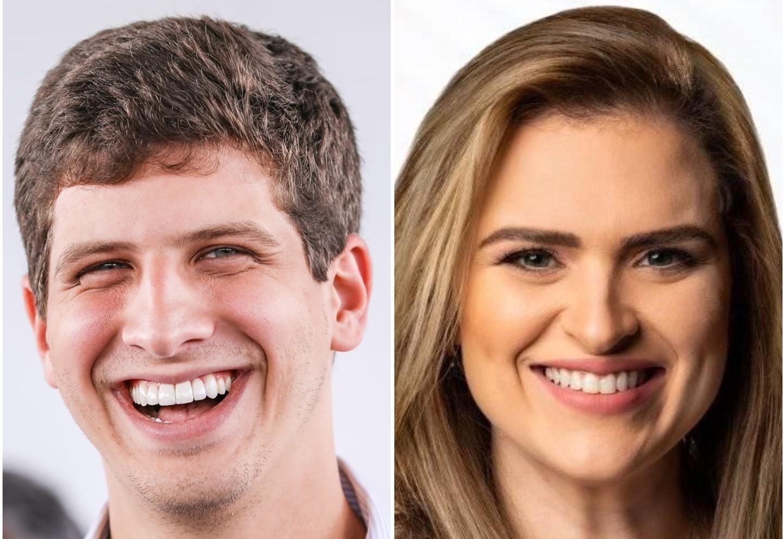 Eleições 2020: João Campos E Marília Arraes no segundo turno em Recife