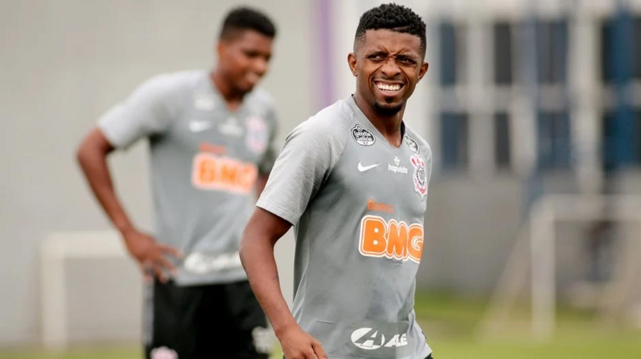 Jonathan Cafu no Corinthians