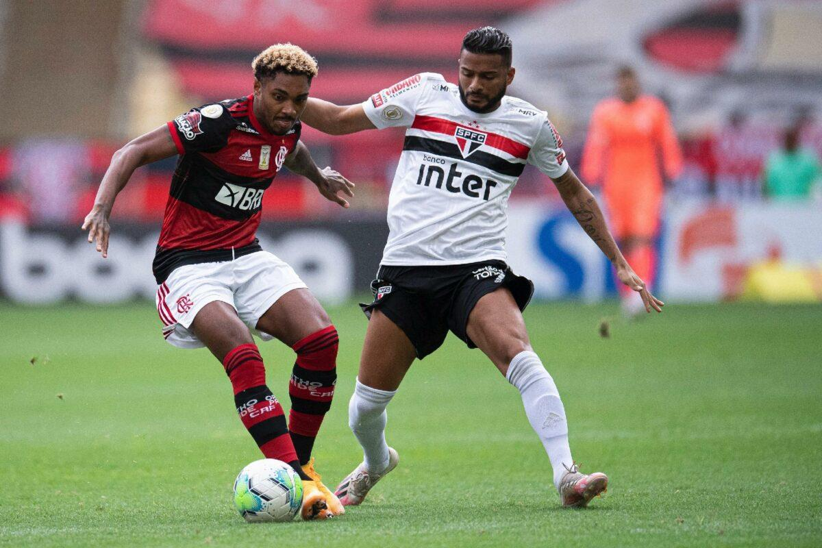 Flamengo x São Paulo fazem principal jogo da Copa do Brasil; saiba onde assistir
