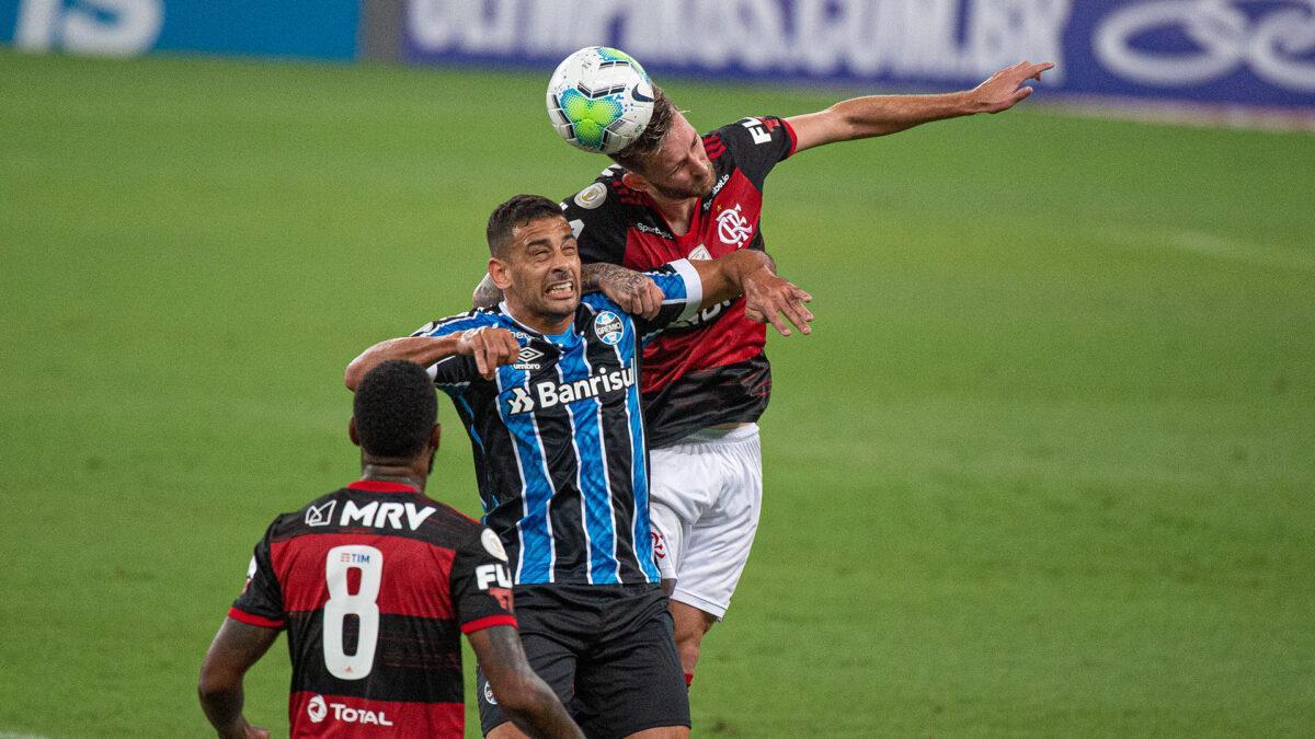 Partida entre Grêmio e Flamengo ainda tem data para acontecer