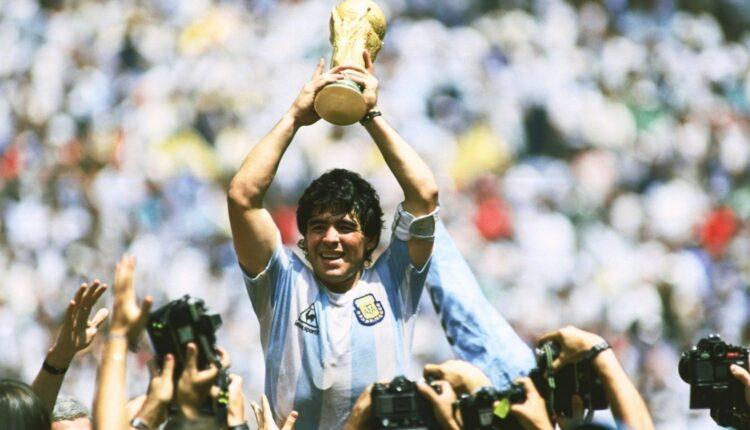 Morte de Maradona movimentou redes sociais nesta quarta