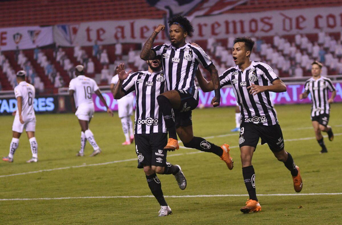 Marinho marcou gol da vitória do peixe