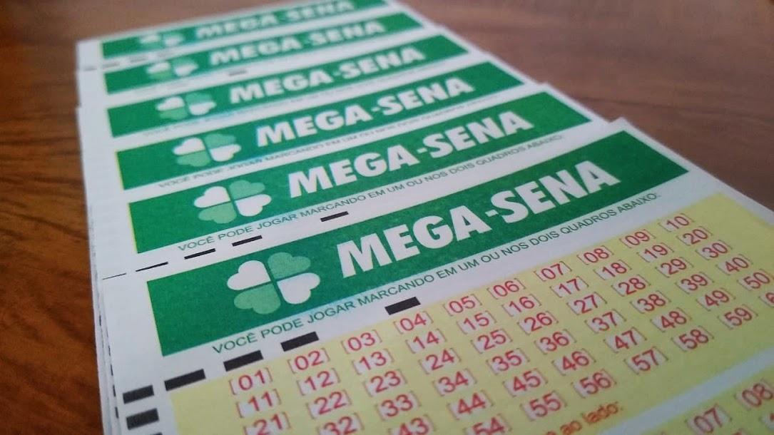 resultado da mega-sena - bilhete com o resultado da mega-sena 2322
