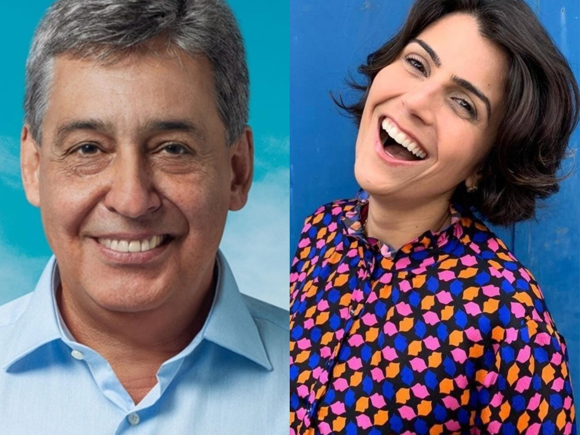 Eleições 2020: pesquisa Ibope diz que Melo está afrente de Manuela