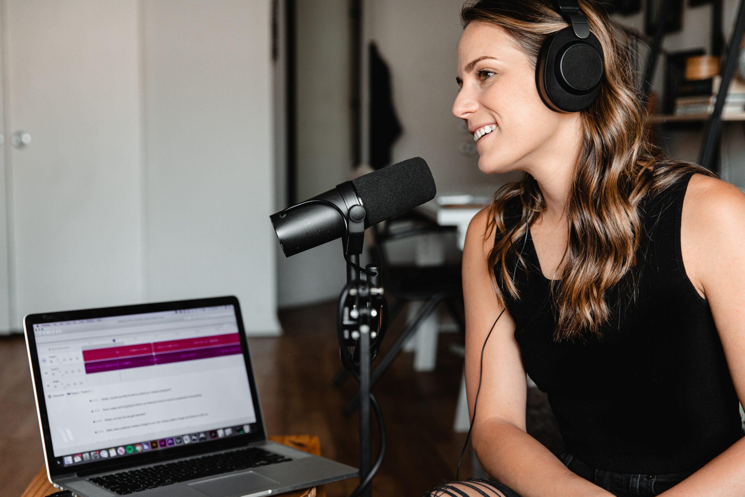Podcasts para mães