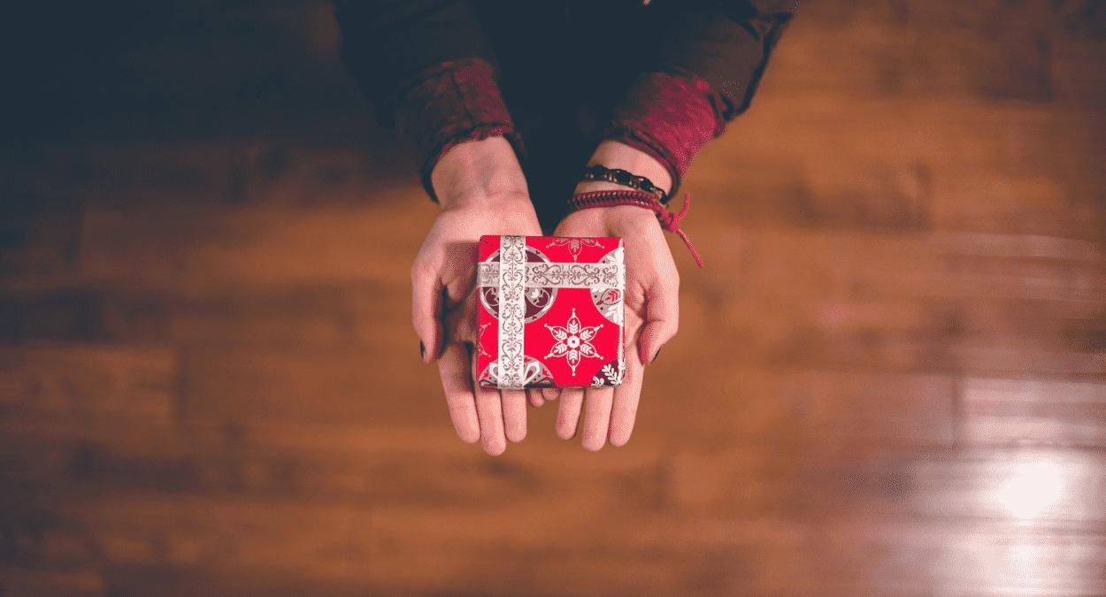 presente de Natal barato - mensagens de natal