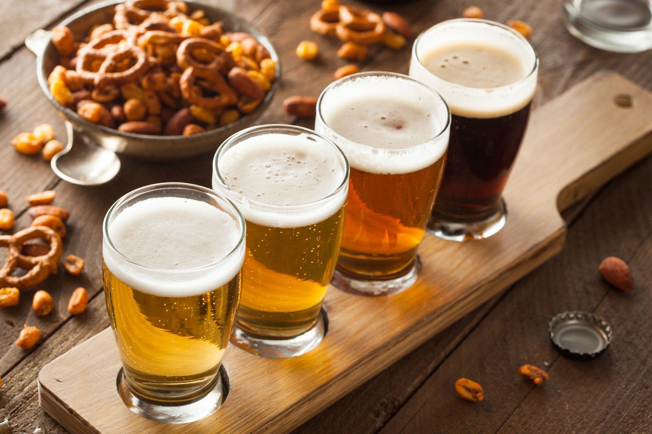 petiscos vegetarianos para acompanhar a cerveja