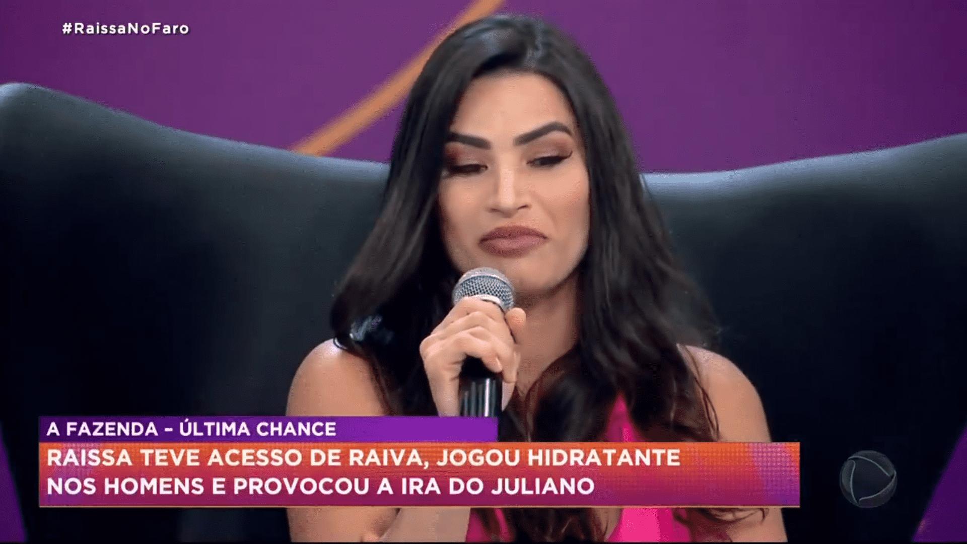 Raissa Barbosa ex-participante de A Fazenda 2020