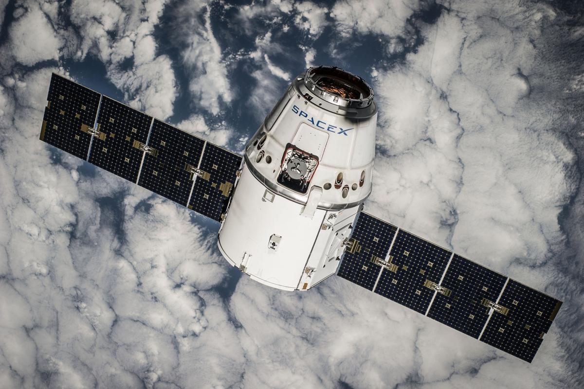 SpaceX, empresa de transporte e exploração espacial de Elon Musk