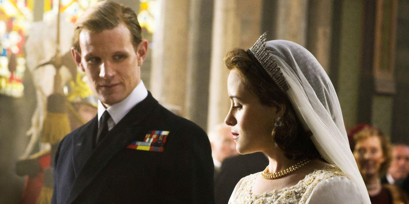 The Crown, Casamento Real