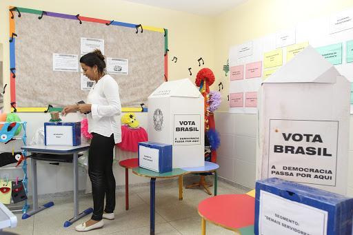 como consultar o local de votação