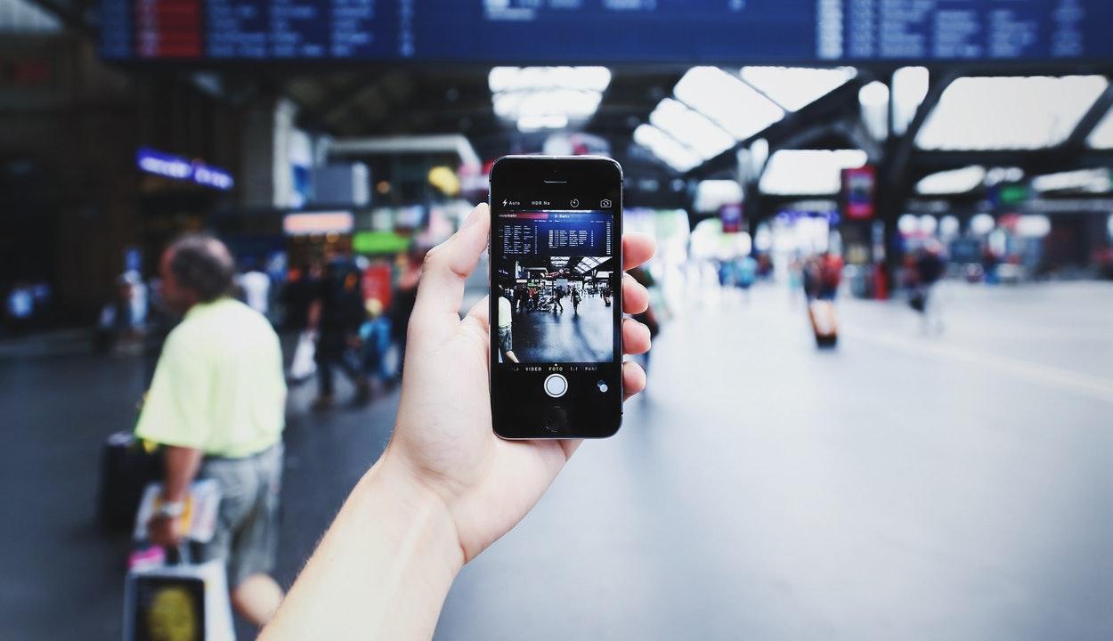 viagens baseado em código QR
