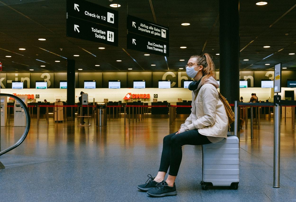 viagens baseado em QR code