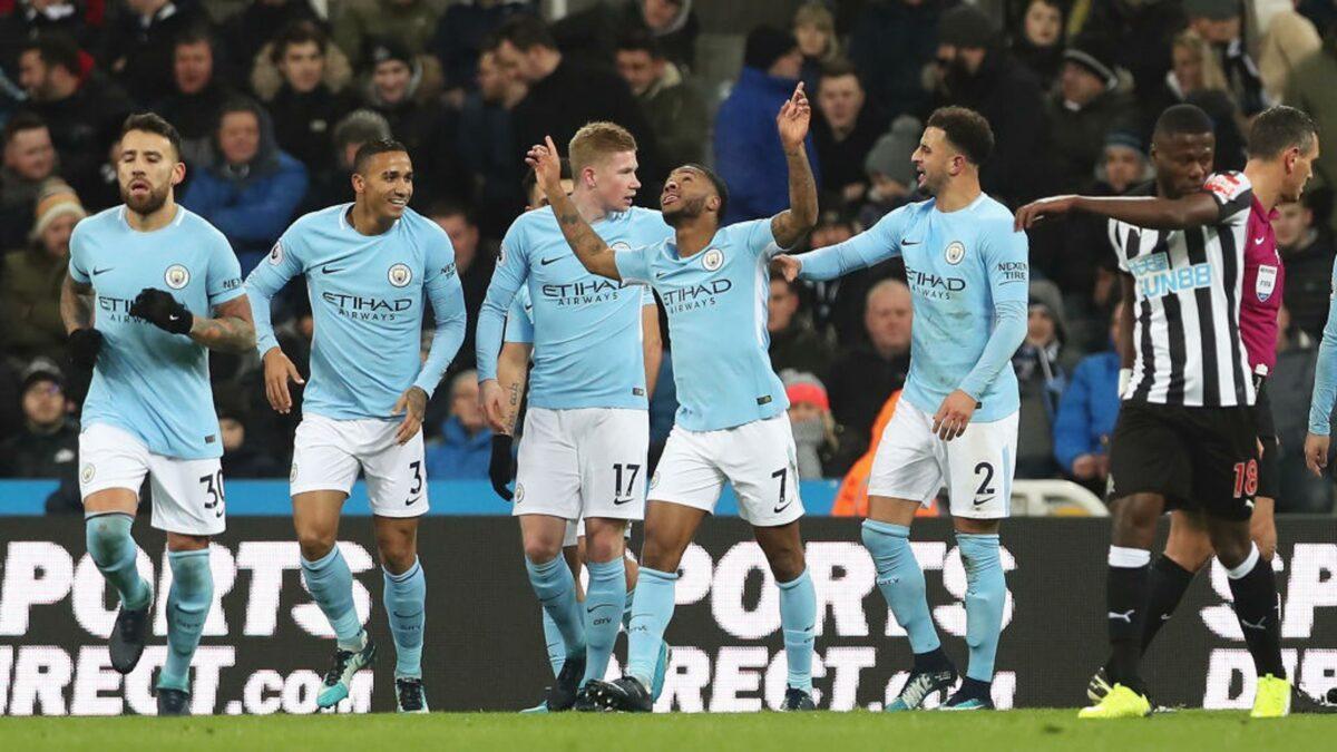 Veja onde assistir o duelo entre Manchester City x Newcastle
