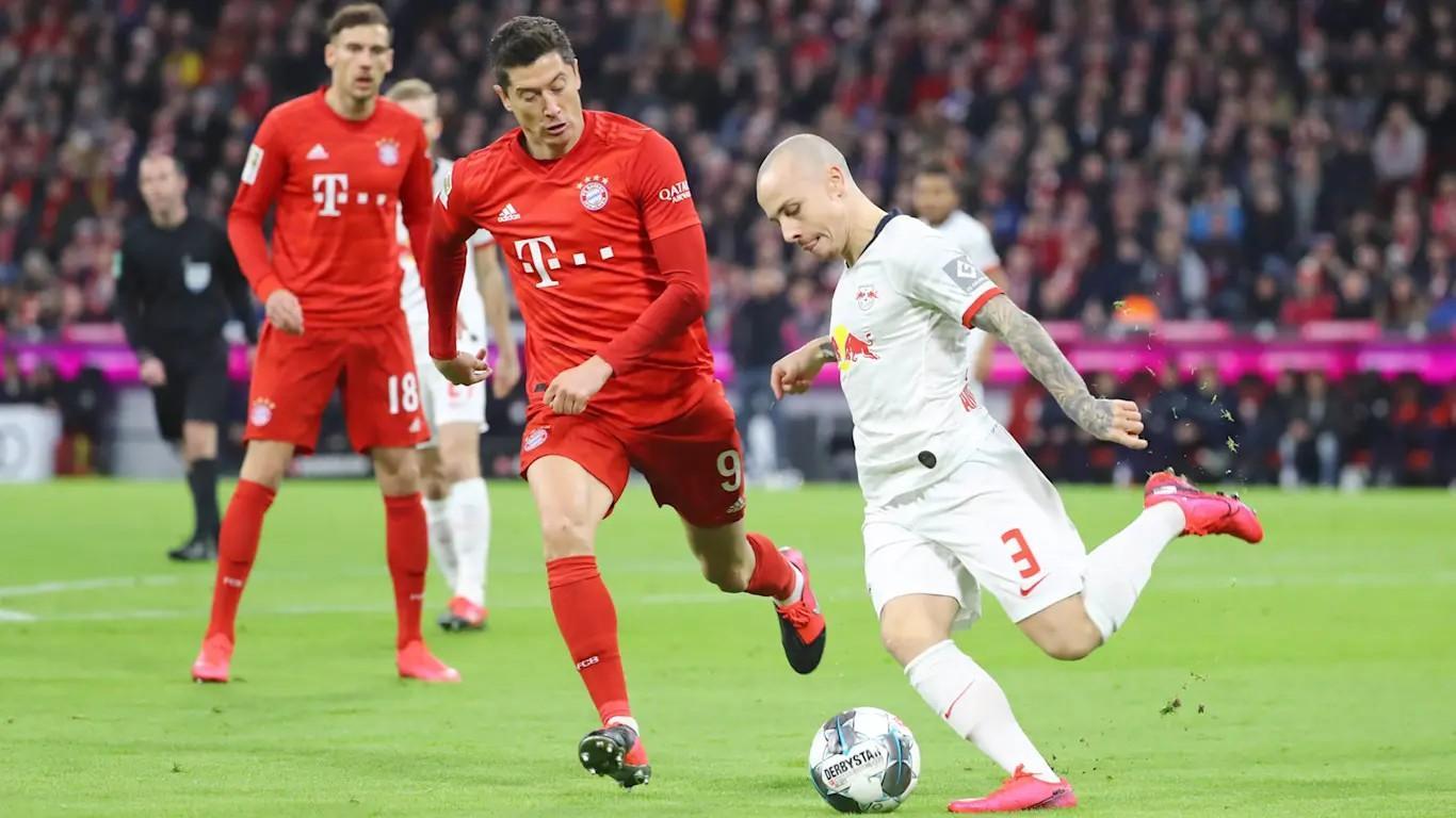 Bayern de Munique x RB Leipzig