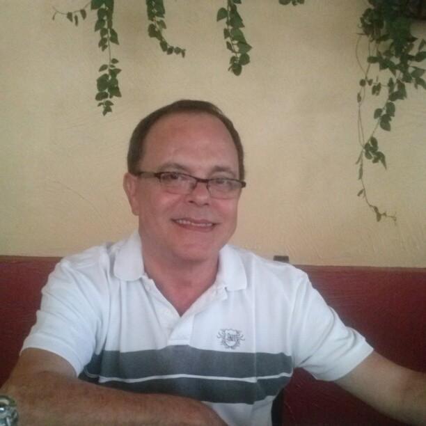 Imagem mostra Fernando Vannucci, que morreu de infarto neste ano
