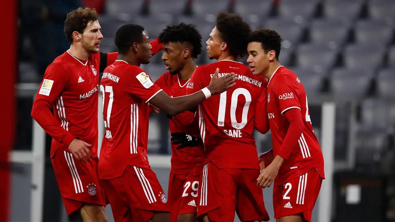 Bayern de Munique x Lokomotiv Moscou