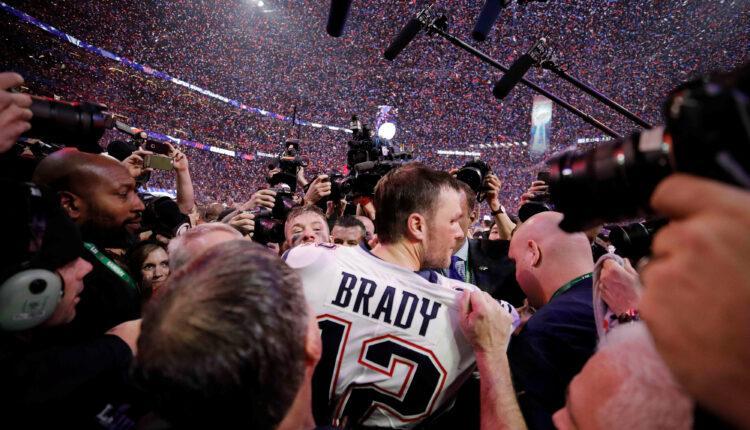 Super Bowl LIII. foi último título de Super Bowl de Tom Brady