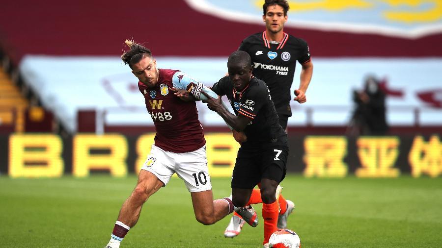 Saiba onde assistir o confronto entre Chelsea x Aston Villa