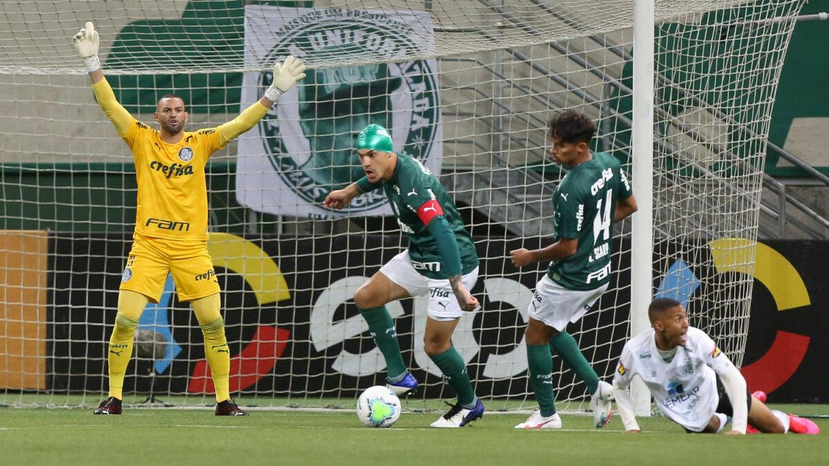 Empate entre Palmeiras e América MG deixa tudo aberto para jogo da volta