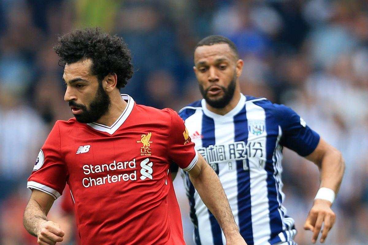 Veja onde assistir ao confronto entre Liverpool x West Bromwich