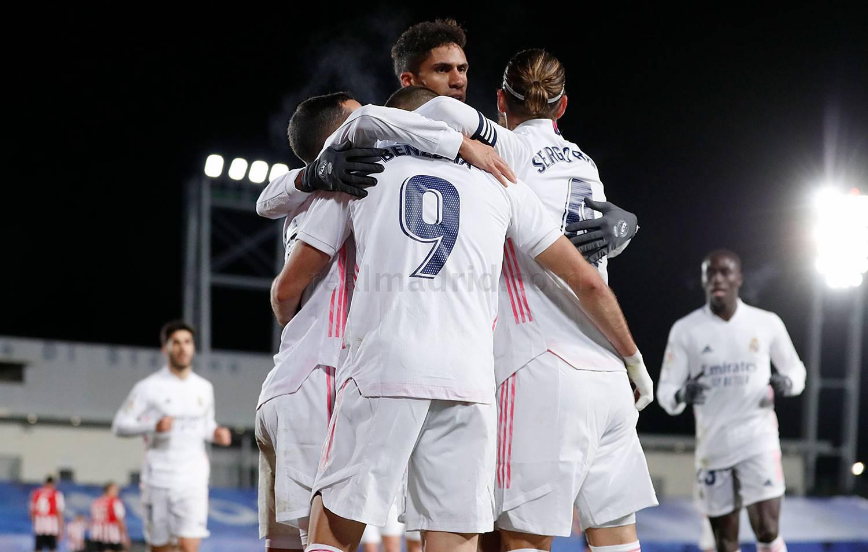 Eibar x Real Madrid