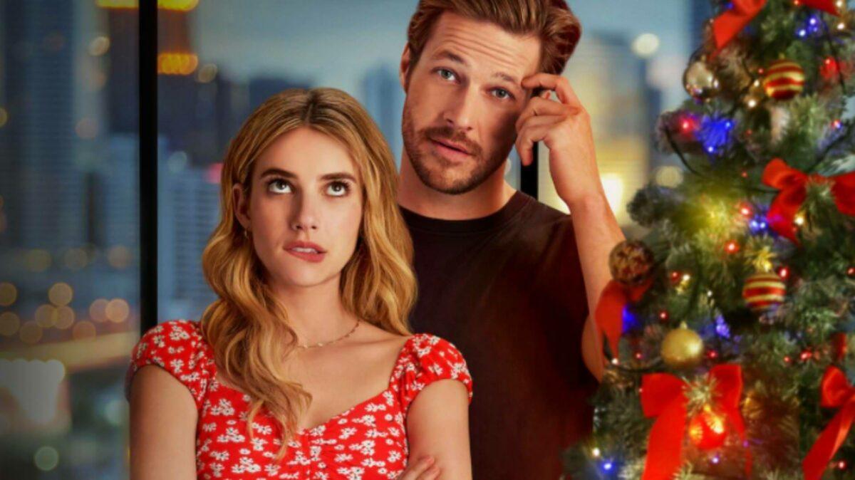 Poster do filme - Amor com data marcada - Lista filmes de natal
