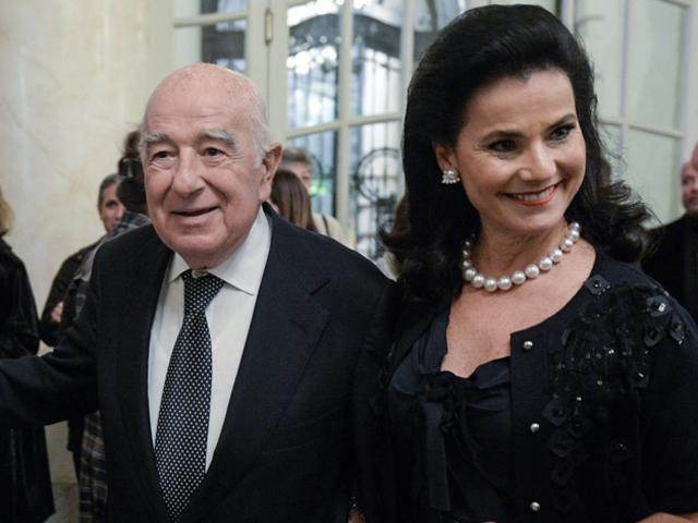 Joseph Safra e Vicky