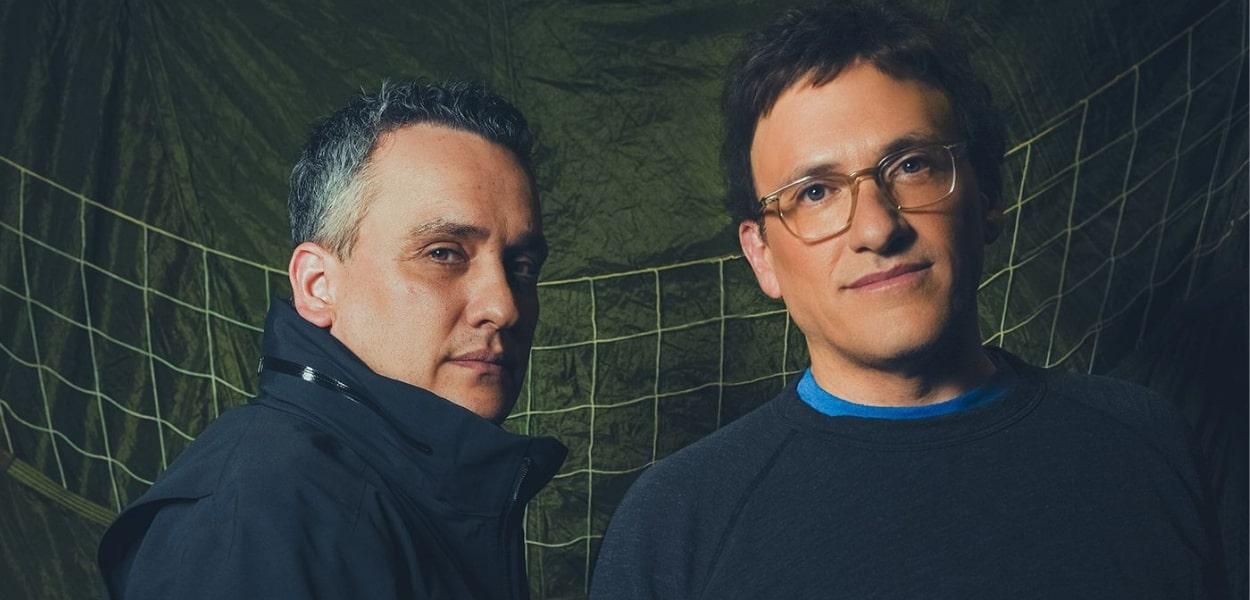 Anthony e Joe Russo. Divulgação CCXP