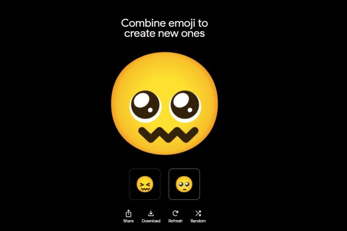Como criar emojis com pelo navegador