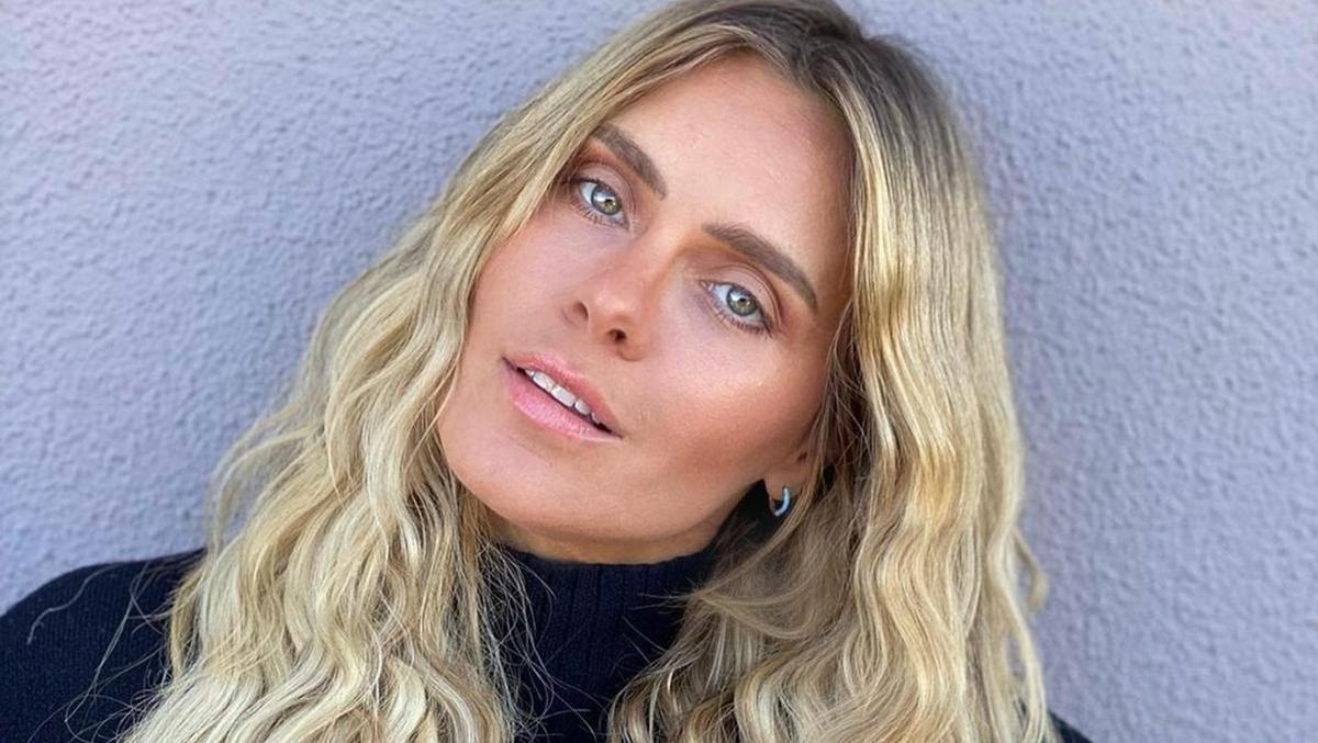 Imagem mostra a atriz Carolina Dieckmann