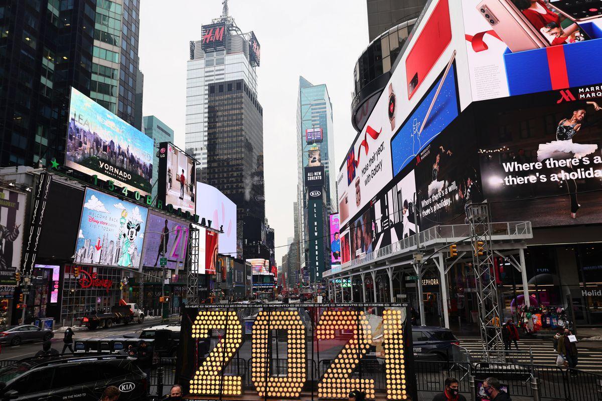 Covid-19 diminui as celebrações de ano novo