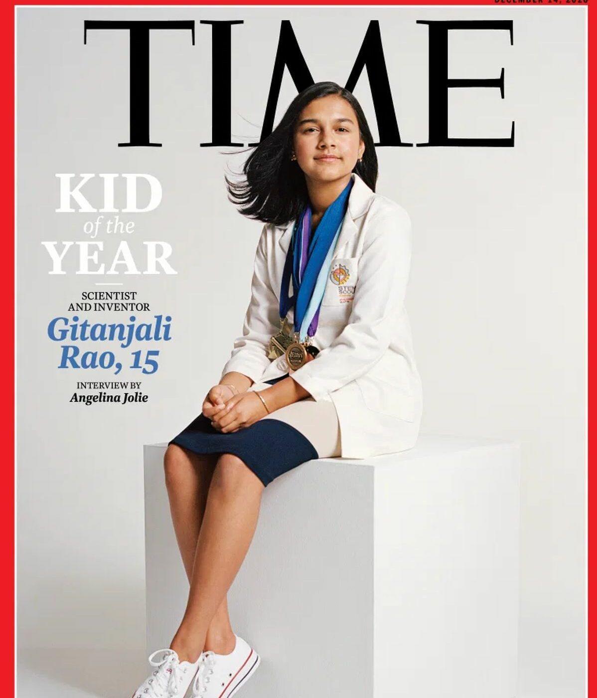 Criança do Ano da revista Time