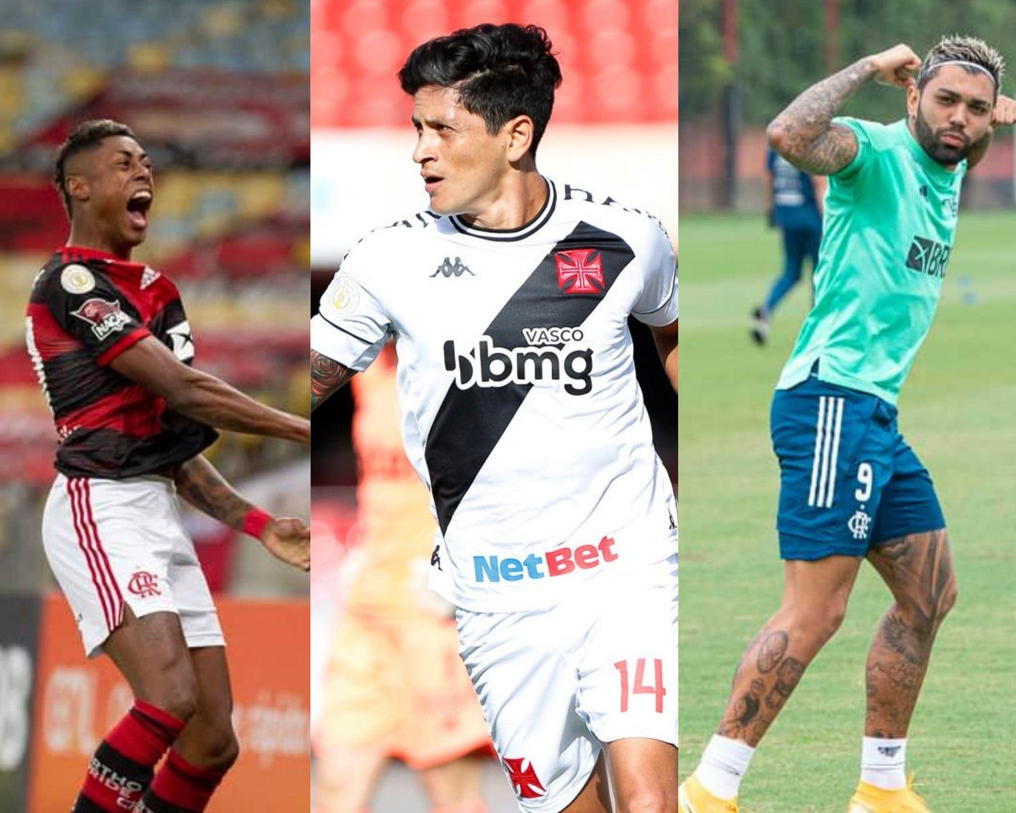 Imagem mostra dicas de capitães para o Cartola FC