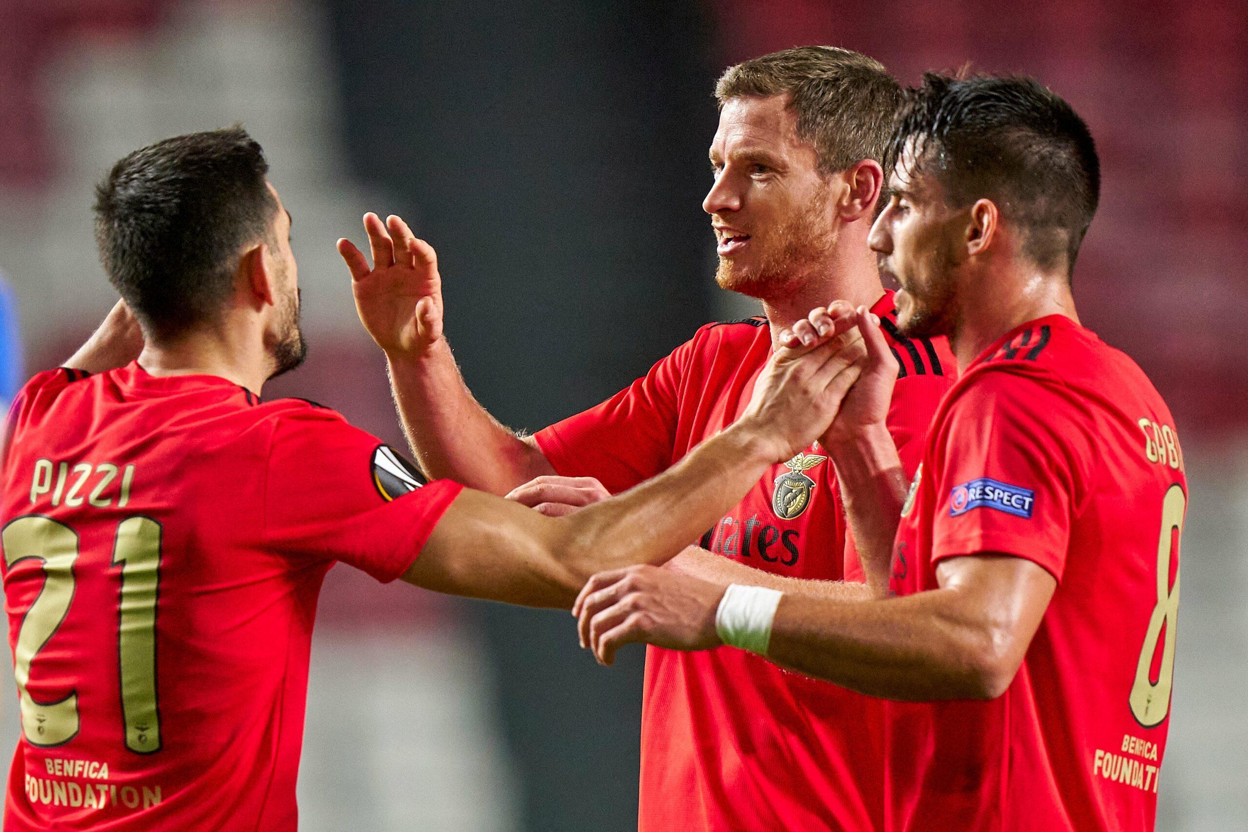 Benfica Liga Europa