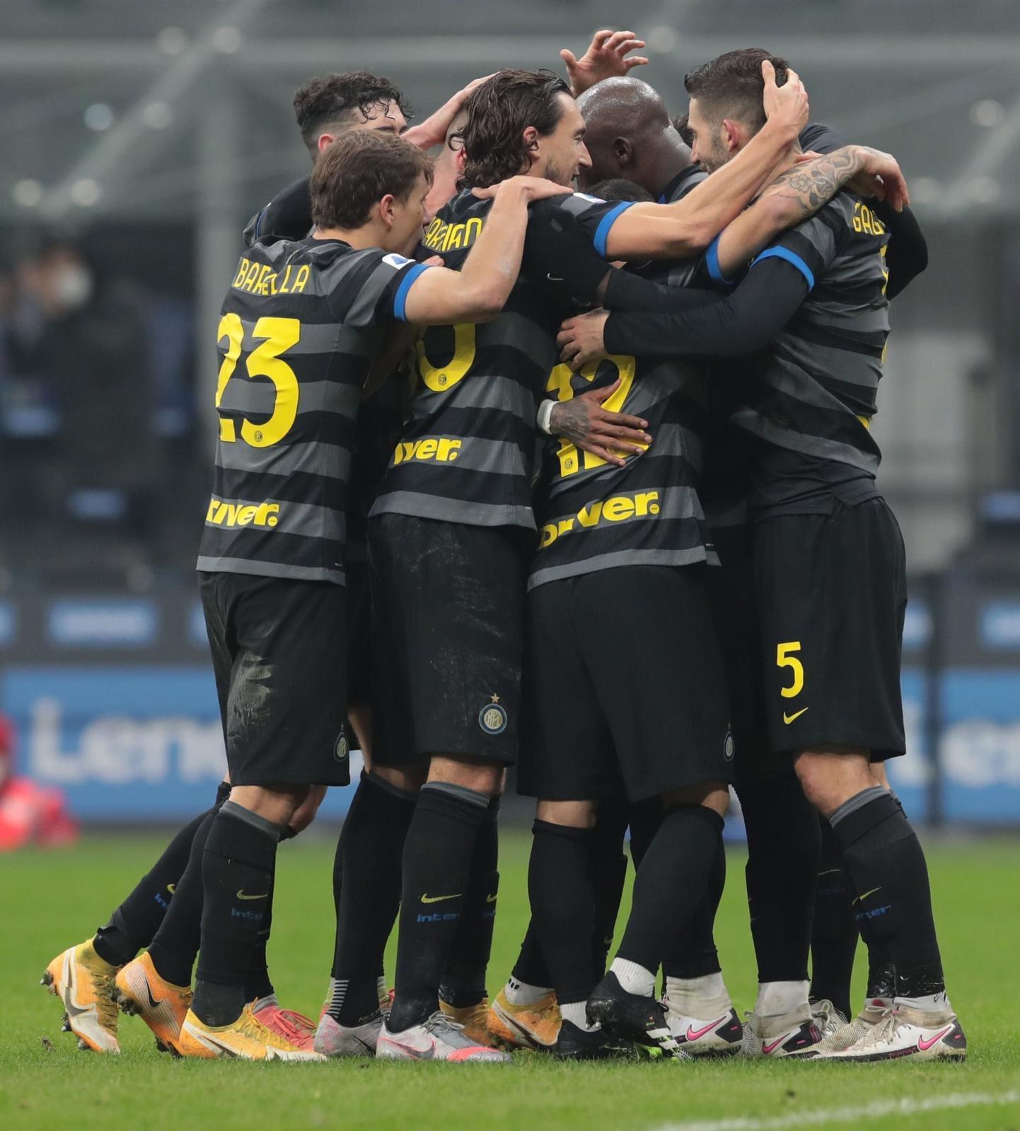 Inter de Milão x Spezia