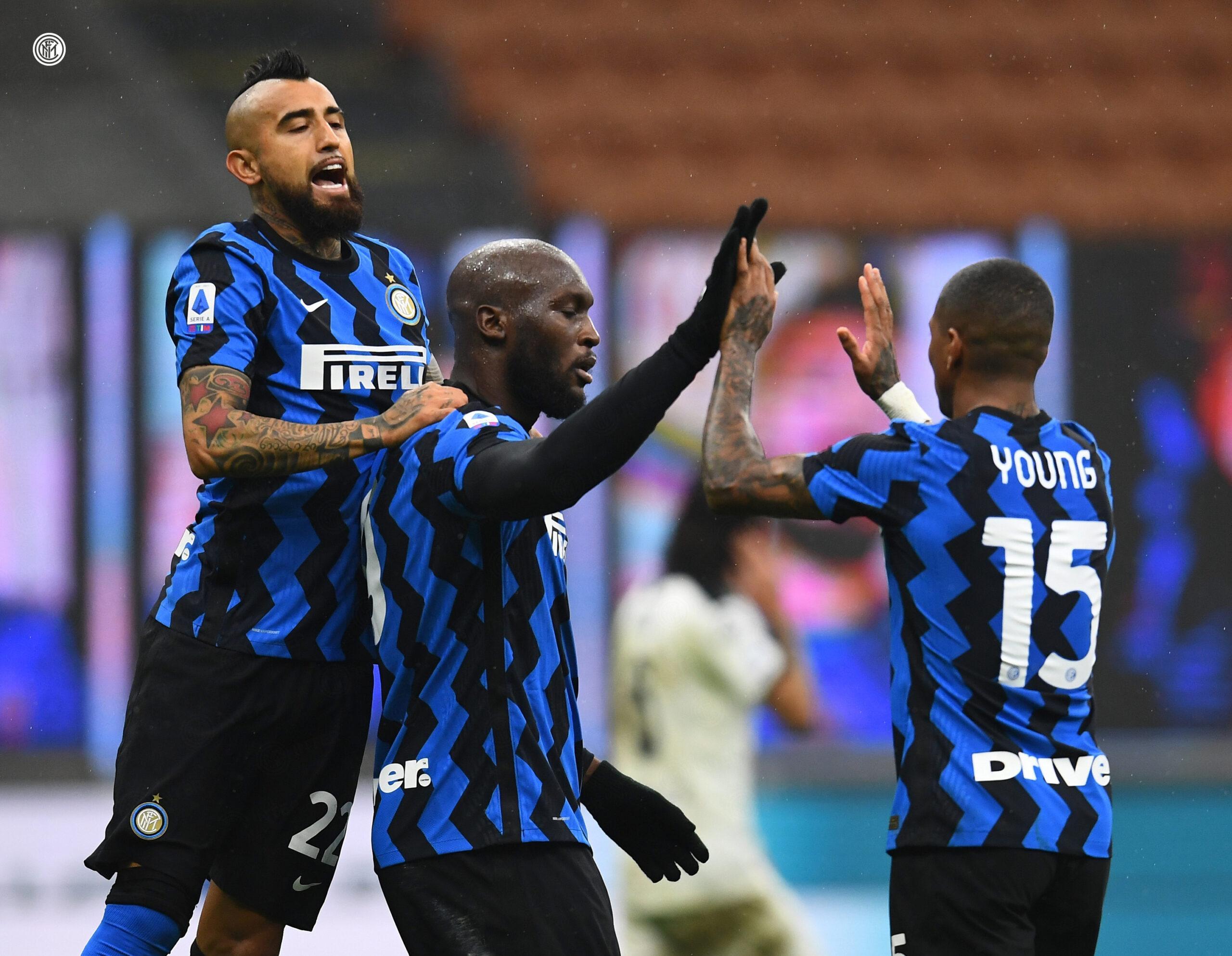 Lukaku Inter de Milão