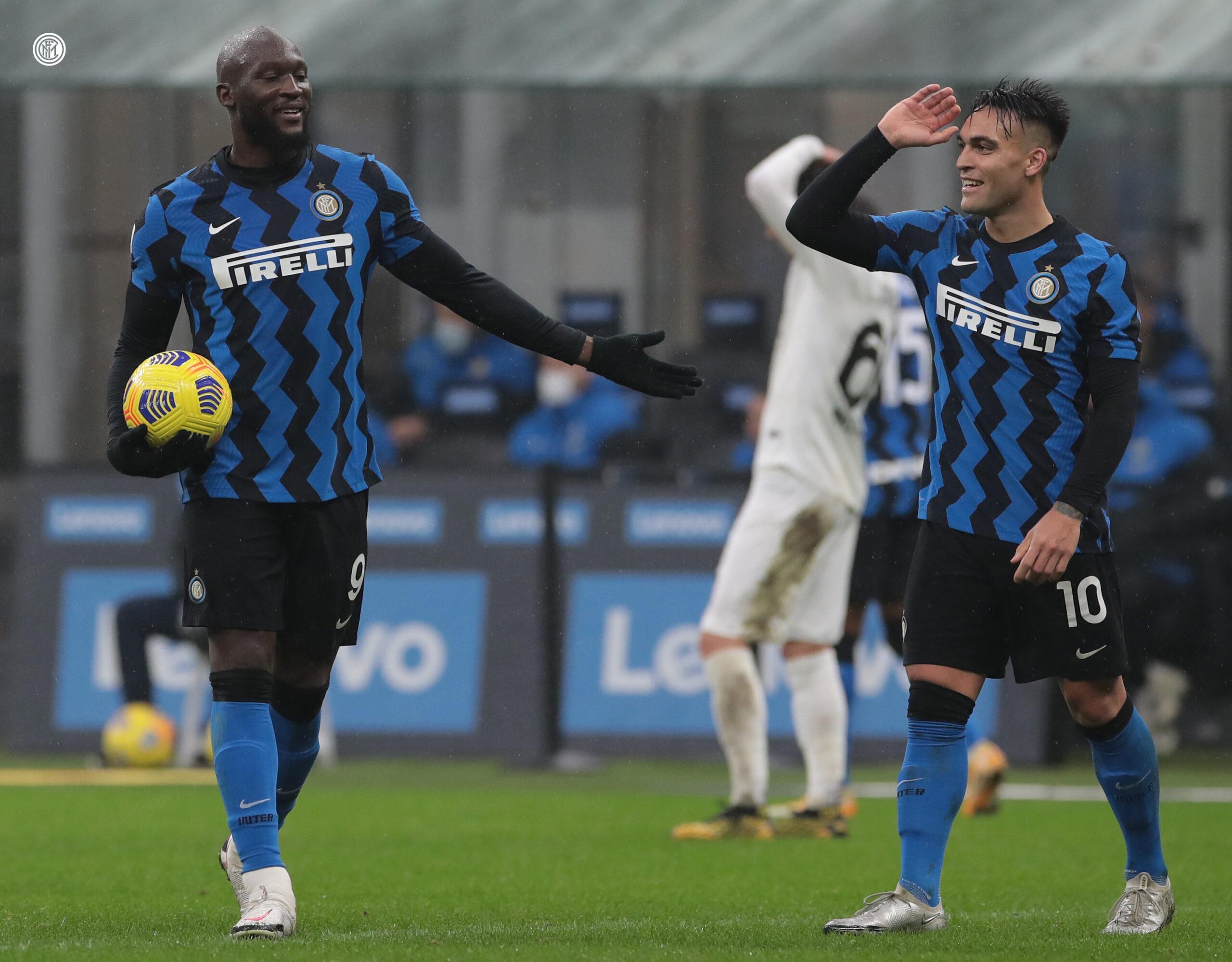Verona x Inter de Milão