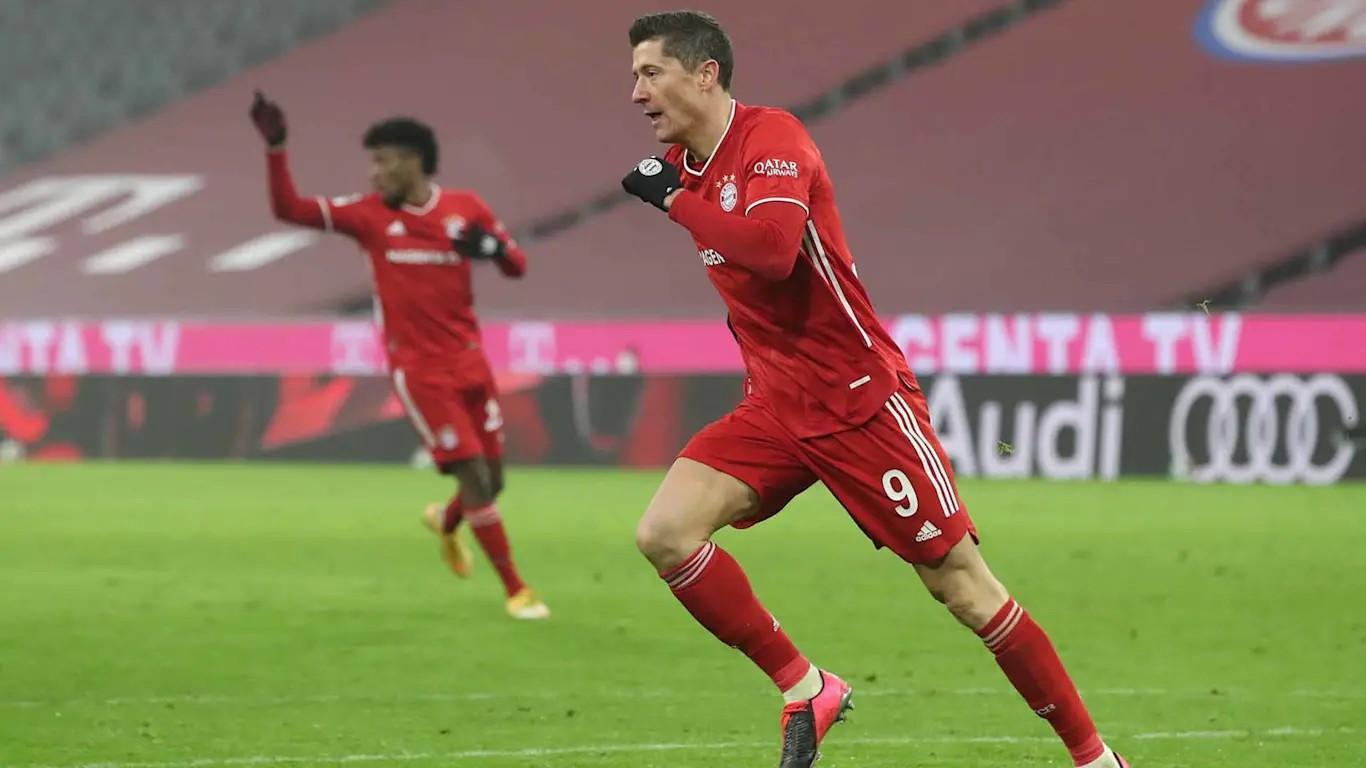 Bayer Leverkusen x Bayern de Munique