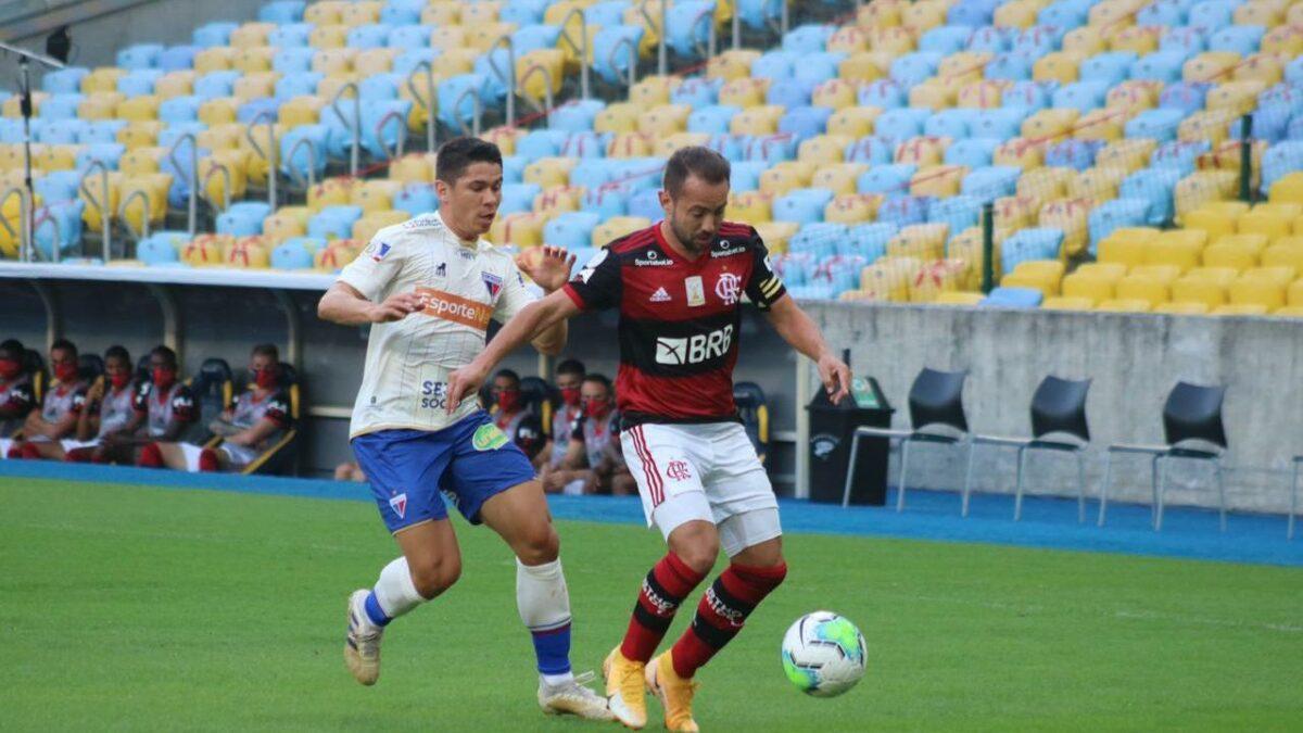 Saiba onde assistir o jogo entre Fortaleza x Flamengo
