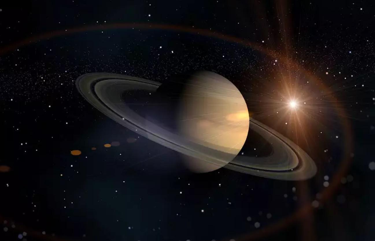 alinhamento júpiter e saturno
