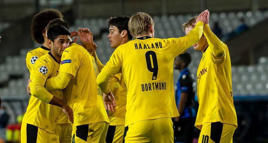 Borussia Dortmund x Lazio