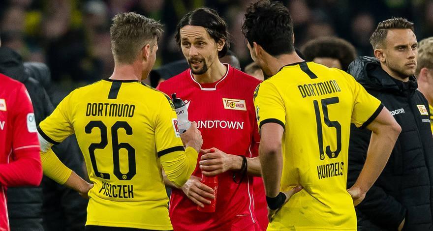Union Berlin x Borussia Dortmund