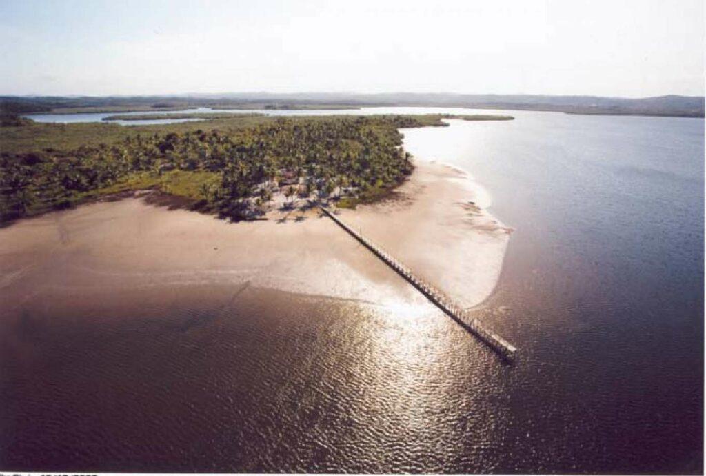 Ilha Fazenda Cipó custa mais de 15 milhões de reais